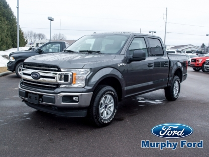 2018 Ford F-150 XLT Super Crew 4x4 at Murphy Ford in Pembroke, Ontario