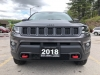 2018 Jeep Compass Trailhawk 4x4....bluetooth*nav*backup Ca