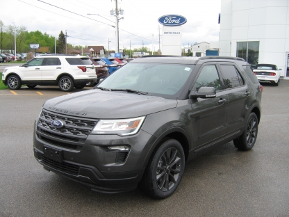 2018 Ford Explorer XLT Tech AWD at Smiths Falls Ford in Smiths Falls, Ontario