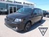 2018 Dodge Grand Caravan Blacktop Stow & Go Seating