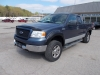 2005 Ford F-150 XLT Super Cab 4X4