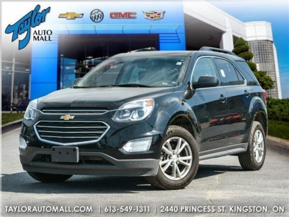 2017 Chevrolet Equinox LT at Taylor Auto Mall in Kingston, Ontario