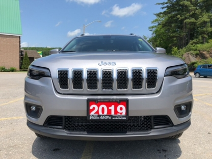 2019 Jeep New Cherokee North 4x4....bluetooth*backup Cam*tow! at Vance Motors in Bancroft, Ontario