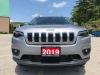 2019 Jeep New Cherokee North 4x4....bluetooth*backup Cam*tow! For Sale in Bancroft, ON