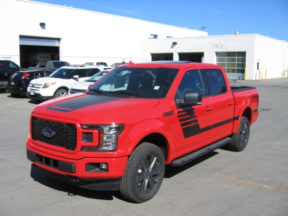 2018 Ford F-150 XLT FX4 Sport SE SuperCrew 4x4 EcoBoost at A&B Ford in Perth, Ontario