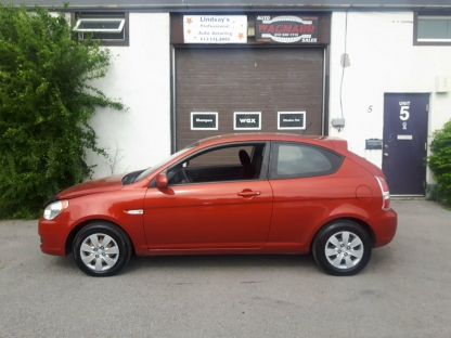 2010 Hyundai Accent L at WagMarr Auto Sales in Kingston, Ontario