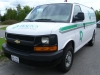 2009 Chevrolet Express 2500 Cargo