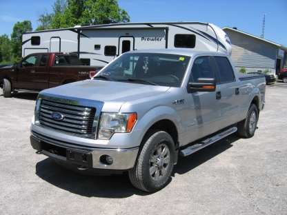 2011 Ford F-150 XLT XTR SuperCrew 4x4 EcoBoost at Tom Pirie Motor Sales in Smiths Falls, Ontario