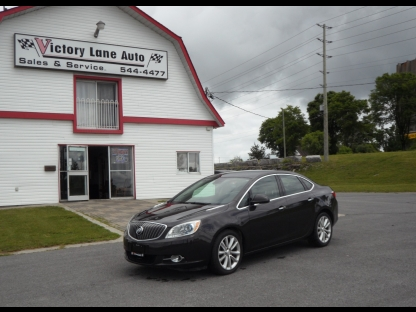 2014 Buick Verano Convenience  at Victory Lane Auto Sales in Kingston, Ontario