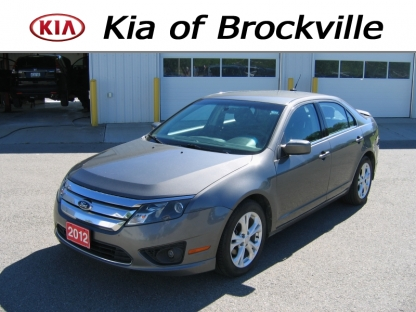 2012 Ford Fusion SE at Kia of Brockville in Brockville, Ontario