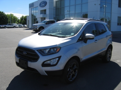 2018 Ford EcoSport SES 4WD at A&B Ford in Perth, Ontario