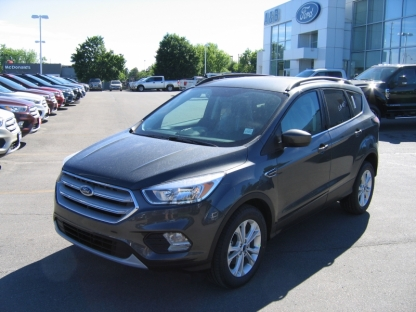 2018 Ford Escape SE EcoBoost at Smiths Falls Ford in Smiths Falls, Ontario