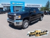 2016 GMC Sierra 2500 HD SLE Crew Cab 4x4 Diesel For Sale Near Arnprior, Ontario