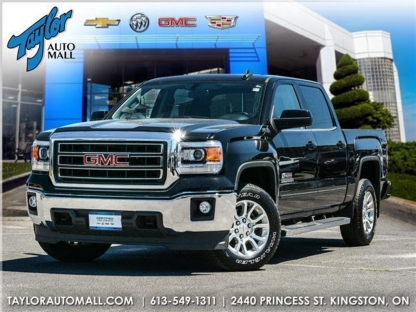 2015 GMC Sierra 1500 SLE at Taylor Auto Mall in Kingston, Ontario