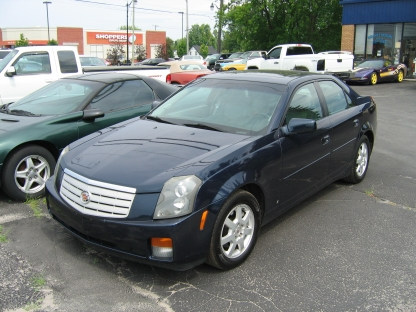 2007 Cadillac CTS 3.6 at Wright's Motors Perth in Perth, Ontario