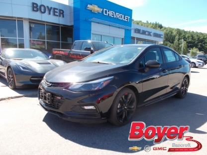 2018 Chevrolet Cruze LT at Boyer GM Bancroft in Bancroft, Ontario