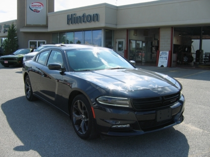 2017 Dodge Charger Rallye at Hinton Dodge Chrysler in Perth, Ontario