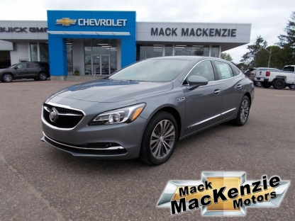 2019 Buick Lacrosse Essence at Mack MacKenzie Motors in Renfrew, Ontario