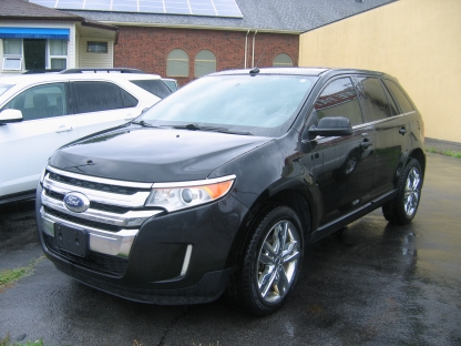 2013 Ford Edge Limited AWD at Clancy Motors in Kingston, Ontario
