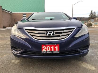 2011 Hyundai Sonata Gl....bluetooth*htd Seats*remote Start! at Vance Motors in Bancroft, Ontario