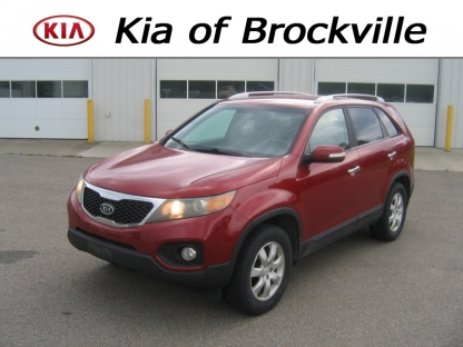 2015 KIA Sorento LX at Dixon's Automotive Kingston in Kingston, Ontario