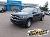 2019 Chevrolet Colorado W/T Crew Cab 4x4