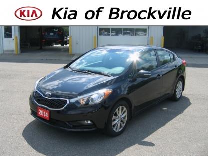 2014 KIA Forte at Kia of Brockville in Brockville, Ontario