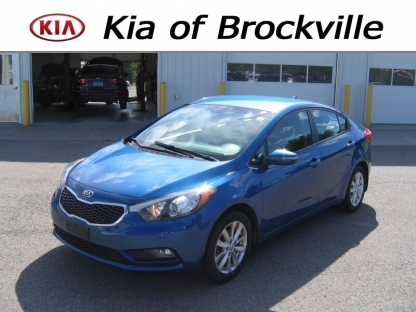 2014 Kia Forte LX+ at Kia of Brockville in Brockville, Ontario