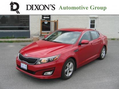2015 KIA Optima GDI at Dixon's Automotive Kingston in Kingston, Ontario