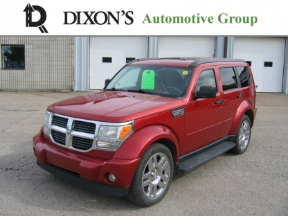 2007 Dodge Nitro SLT 4X4 at Brockville Nissan in Brockville, Ontario