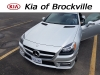 2015 Mercedes-Benz SLK 250 Convertible
