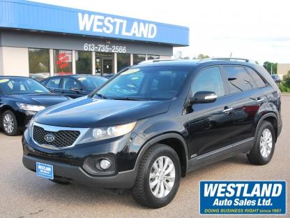 2012 KIA Sorento AWD at Westland Auto Sales in Pembroke, Ontario