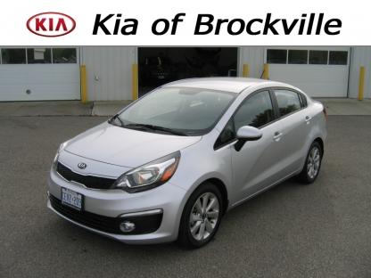 2016 KIA Rio EX GDI at Kia of Brockville in Brockville, Ontario