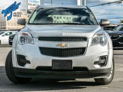 2015 Chevrolet Equinox LS at Taylor Auto Mall in Kingston, Ontario