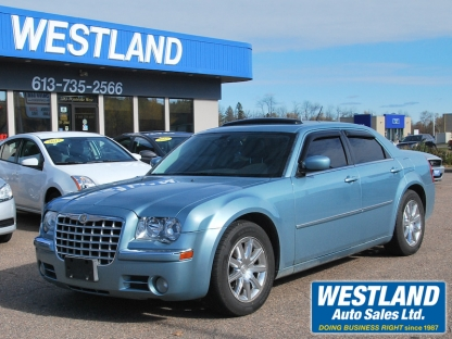 2008 Chrysler 300 Limited at Westland Auto Sales in Pembroke, Ontario