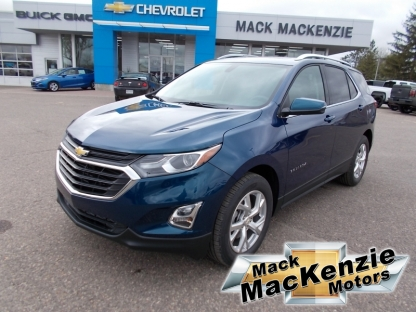 2019 Chevrolet Equinox LT AWD at Mack MacKenzie Motors in Renfrew, Ontario