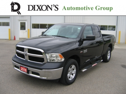 2016 RAM 1500 Double Cab 4x4 Hemi at Dixon's Automotive Kingston in Kingston, Ontario