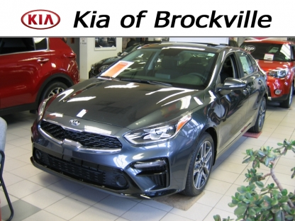 2019 KIA Forte EX+ at Kia of Brockville in Brockville, Ontario