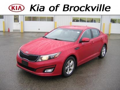2015 KIA Optima LX at Kia of Brockville in Brockville, Ontario