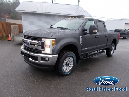 2019 Ford F250 Super Duty XLT SuperCrew 4x4 at Paul Price Ford in Bancroft, Ontario