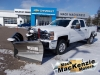 2019 Chevrolet Silverado 2500 W/T Double Cab 4x4 For Sale Near Renfrew, Ontario