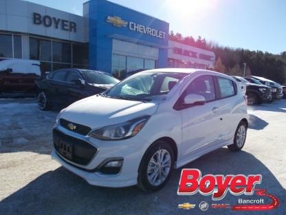 2019 Chevrolet Spark LT at Boyer GM Bancroft in Bancroft, Ontario