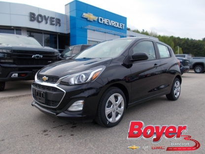 2019 Chevrolet Spark LS at Boyer GM Bancroft in Bancroft, Ontario