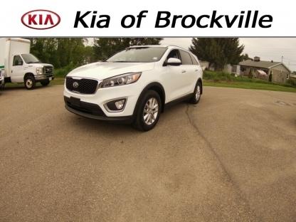 2016 Kia Sorento LX FWD at Kia of Brockville in Brockville, Ontario