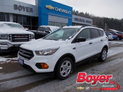 2018 Ford Escape S at Boyer GM Bancroft in Bancroft, Ontario