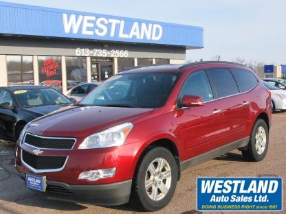 2010 Chevrolet Traverse 2LT at Westland Auto Sales in Pembroke, Ontario