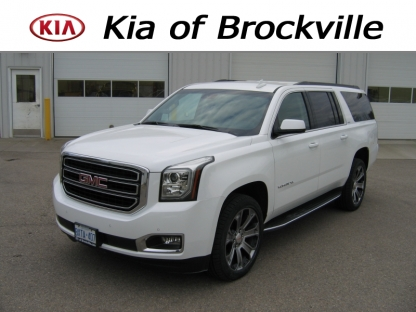 2019 GMC Yukon XL SLE 4x4 at Kia of Brockville in Brockville, Ontario