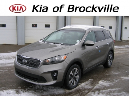 2019 Kia Sorento EX V6 Premium AWD at Kia of Brockville in Brockville, Ontario