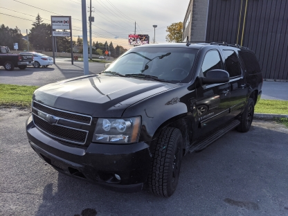 2009 Chevrolet Suburban LT 4x4 at Petersen's Garage in Kingston, Ontario