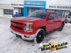 2015 Chevrolet Silverado 1500 LT Double Cab 4X4 For Sale in Renfrew, ON